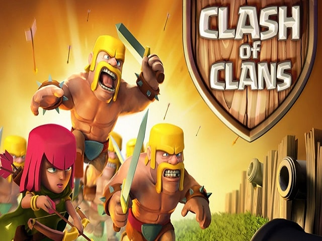 diendan clash of clan hay