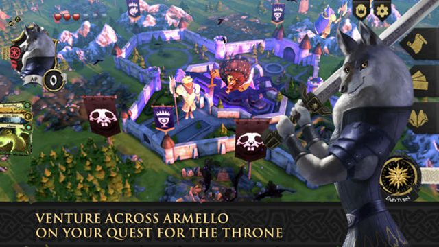 Armello - Lọt top những game hay cho iPhone