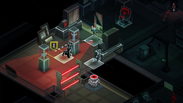 Invisible Inc - Một game chien thuat hay tren dien thoai