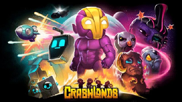 Crashlands - Một trong những game hay nhat tren android