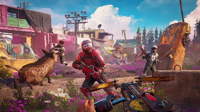 Link tai game offline hay nhat ve may tinh - Far Cry New Dawn