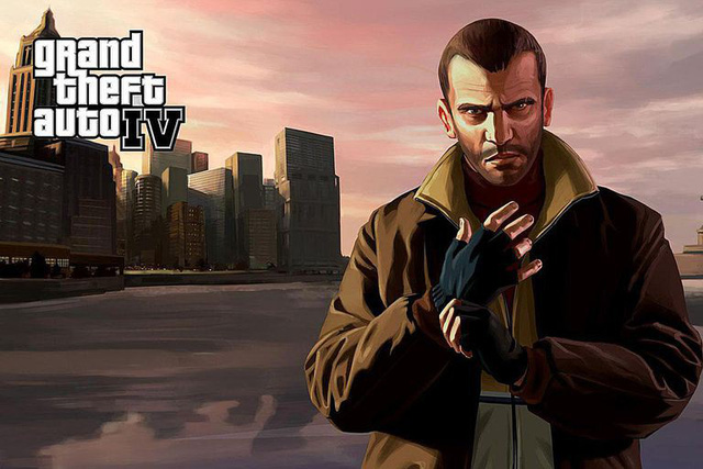 Grand Theft Auto IV - Tựa game offline nổi tiếng thế giới