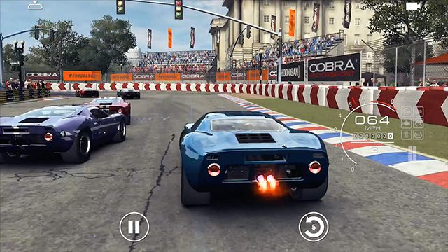 GRID Autosport - tai game offline cho iphone