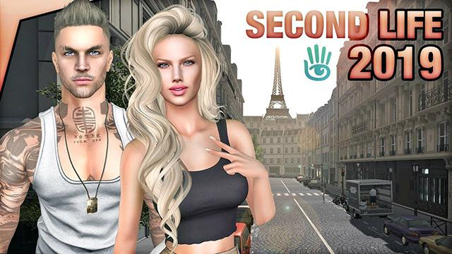 Second Life - một game cay tien hot nhat hien nay