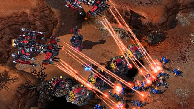 StarCraft II: Wings of Liberty lọt top game chien thuat hay nhat - choi game chien thuat hay nhat