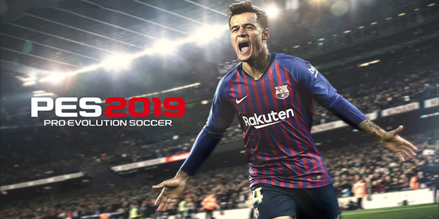 Link tải Pro Evolution Soccer 2019 - tai game offline hay cho pc