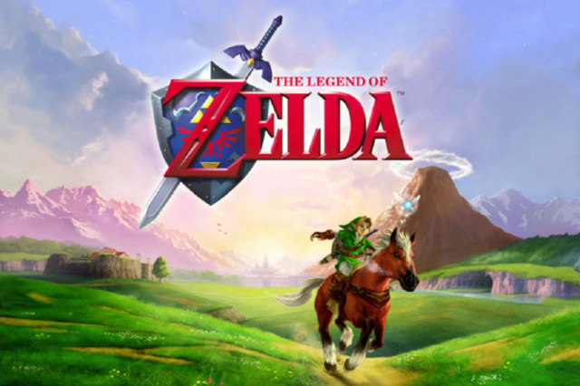 The Legend of Zelda: Ocarina of Time - Game offline xuất sắc nhất