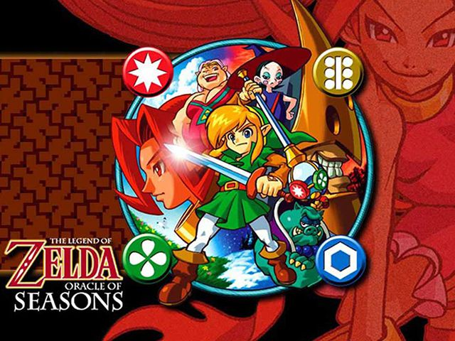 The Legend of Zelda: Oracle of Seasons dẫn đầu top game offline chơi bằng tay cầm